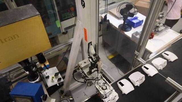 Plastics Automation Services